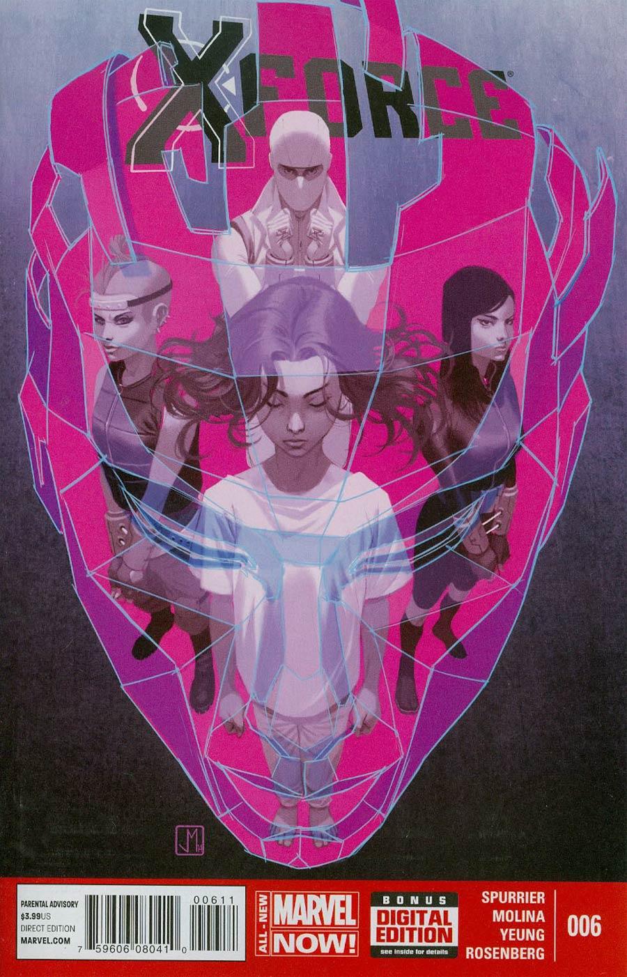 X-Force Vol 4 #6