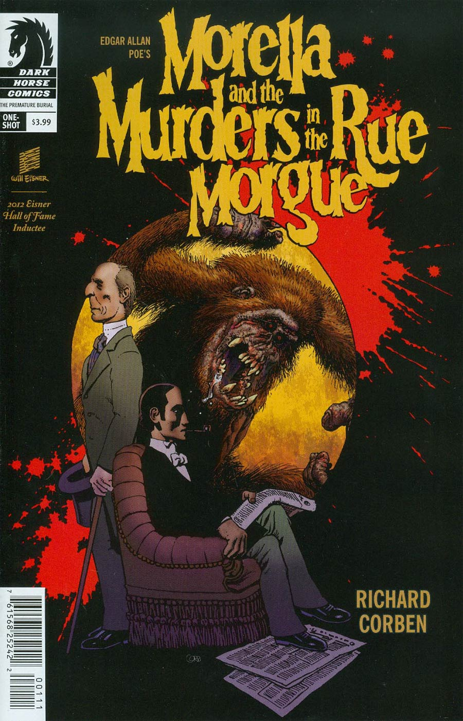 Edgar Allan Poes Morella And The Murders In The Rue Morgue One Shot