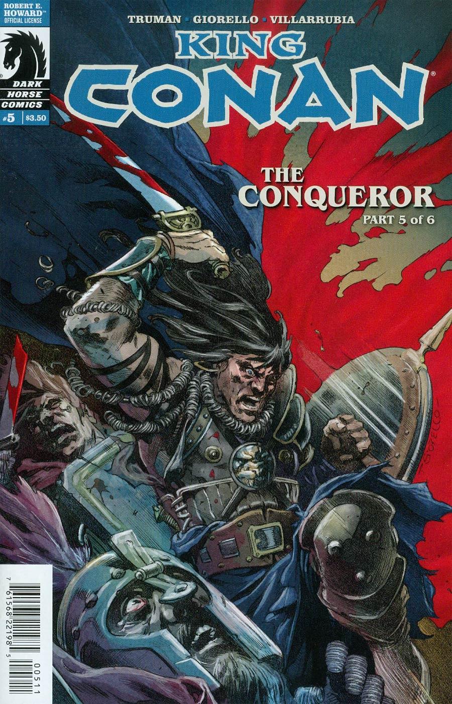 King Conan The Conqueror #5