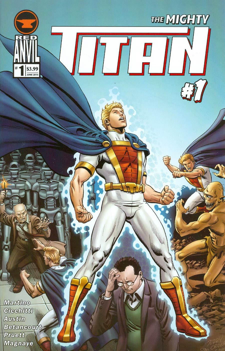 Mighty Titan #1
