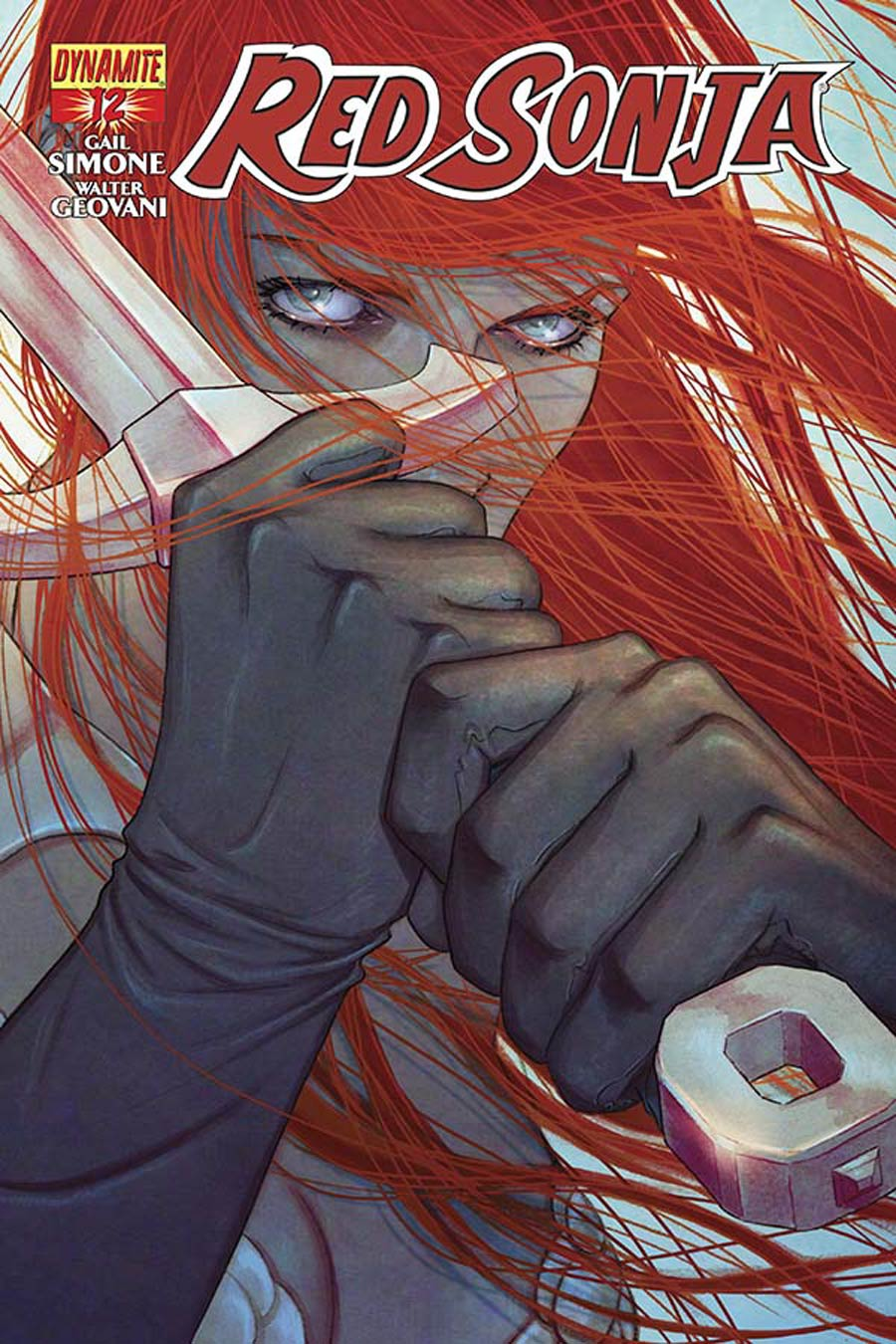 Red Sonja Vol 5 #12 Cover A Regular Jenny Frison Cover