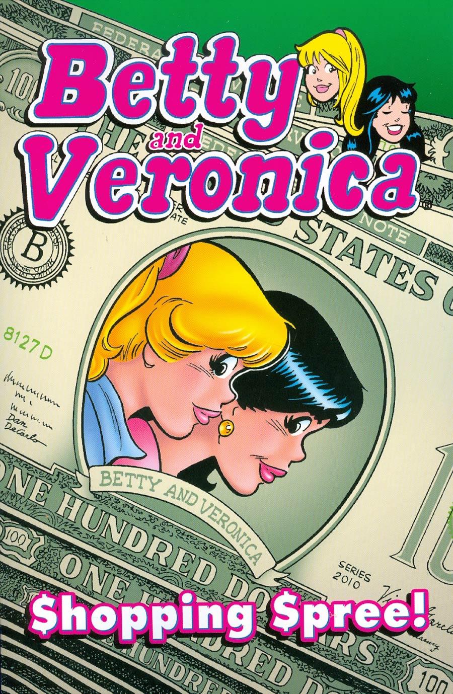Betty & Veronica Shopping Spree TP