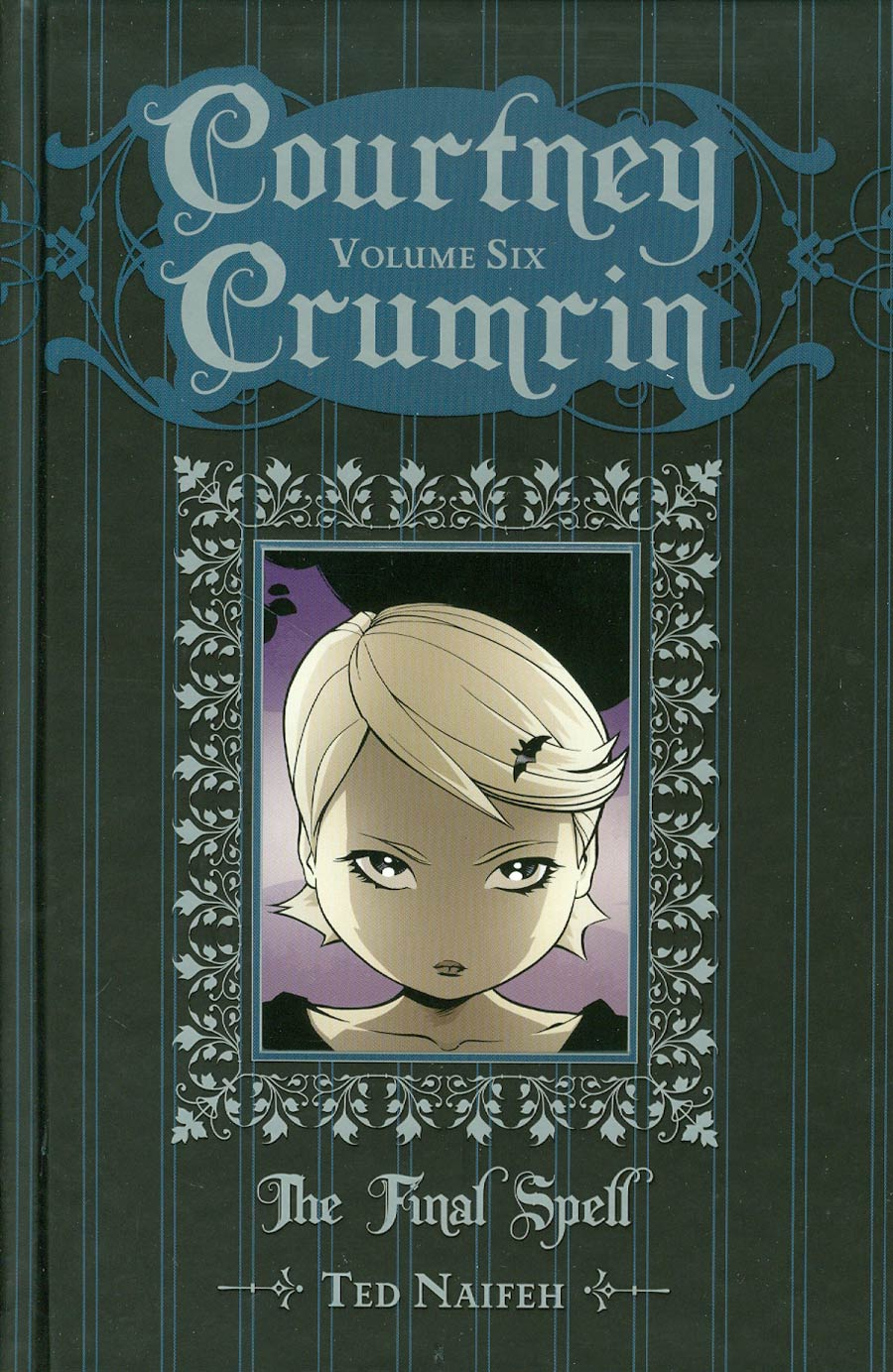 Courtney Crumrin Vol 6 Final Spell HC Special Edition