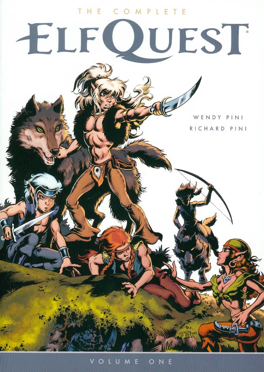 Complete Elfquest Vol 1 Original Quest TP