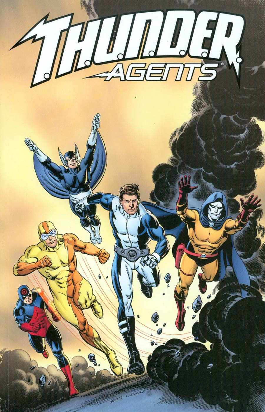 THUNDER Agents Ongoing Vol 2 Spiders Web TP