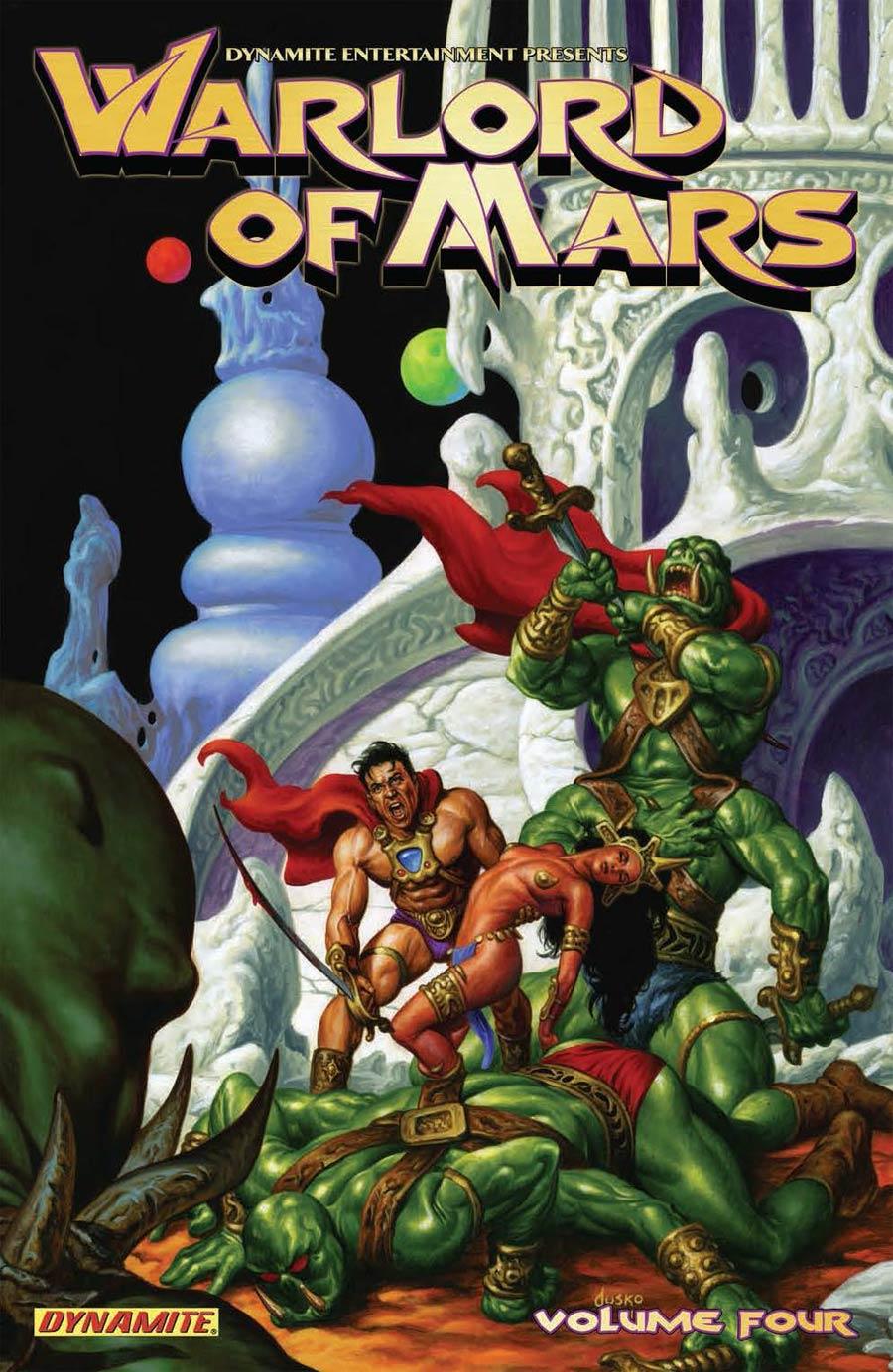 Warlord Of Mars Vol 4 TP