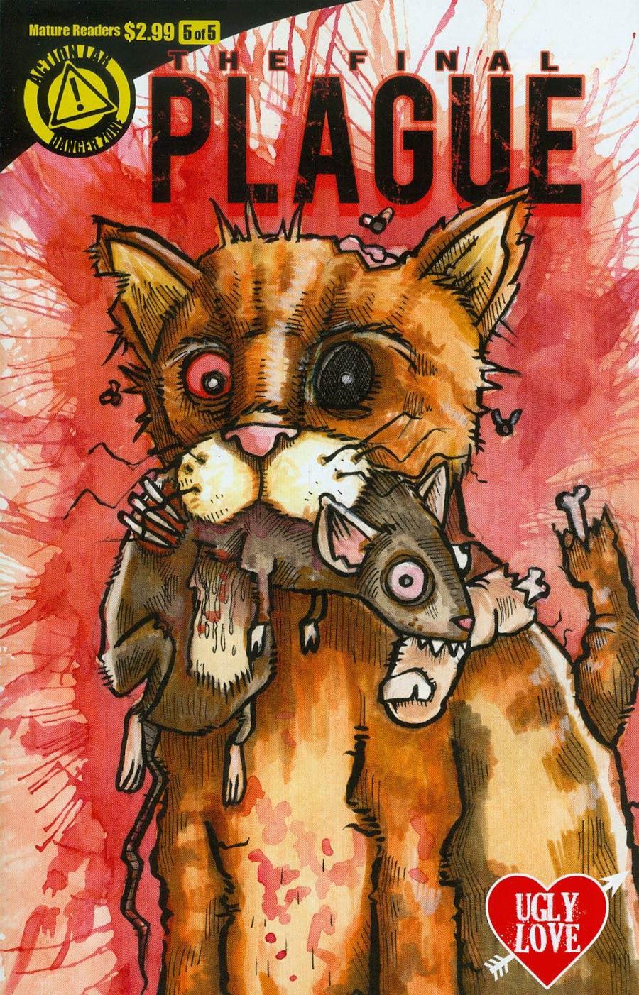 Final Plague #5 Cover B John Williams Ugly Love
