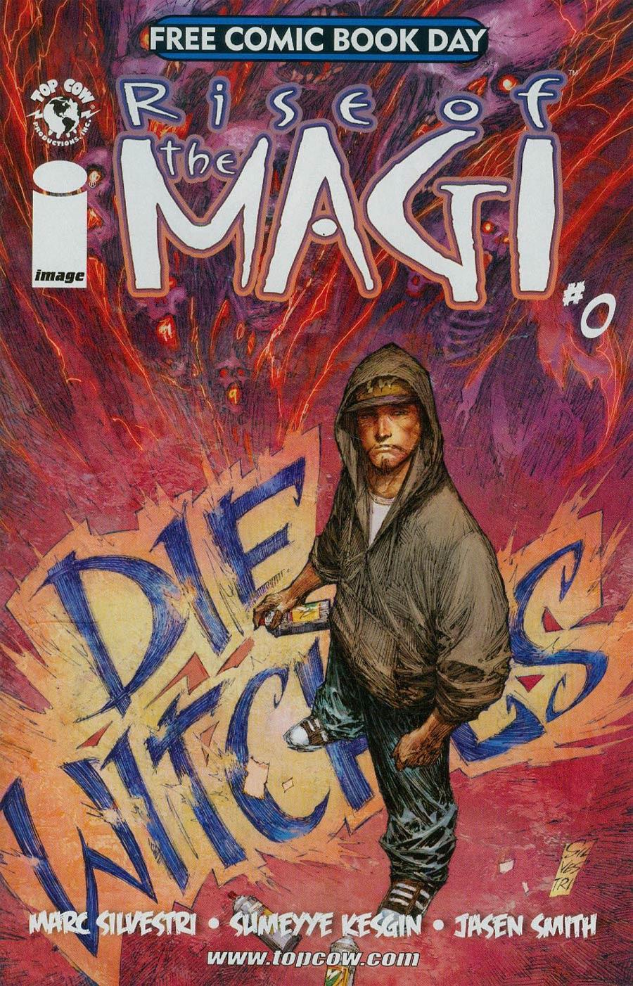 FCBD 2014 Rise Of The Magi #0