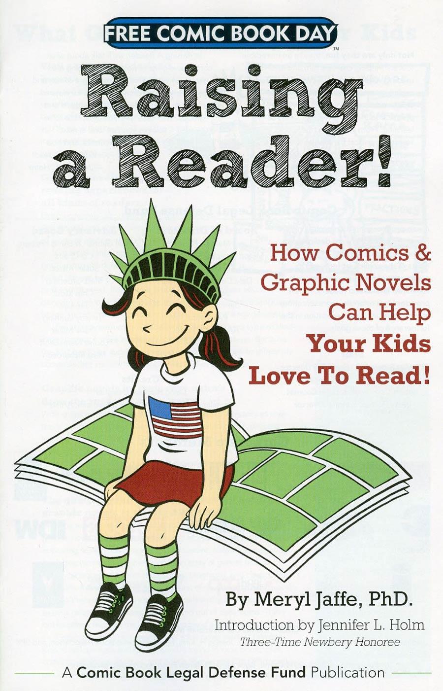 FCBD 2014 CBLDF Presents Raising A Reader