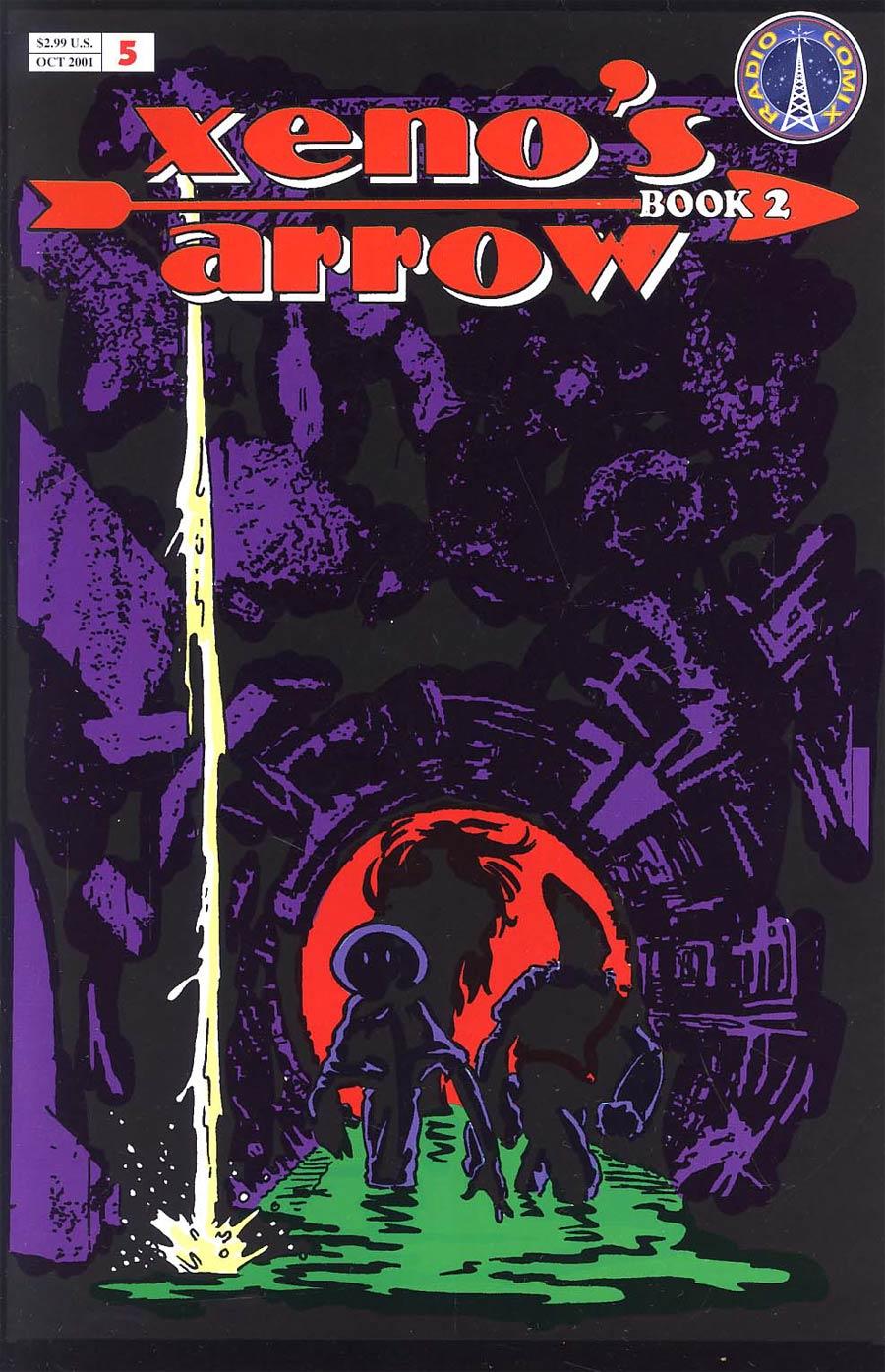 Xenos Arrow Book 2 #5