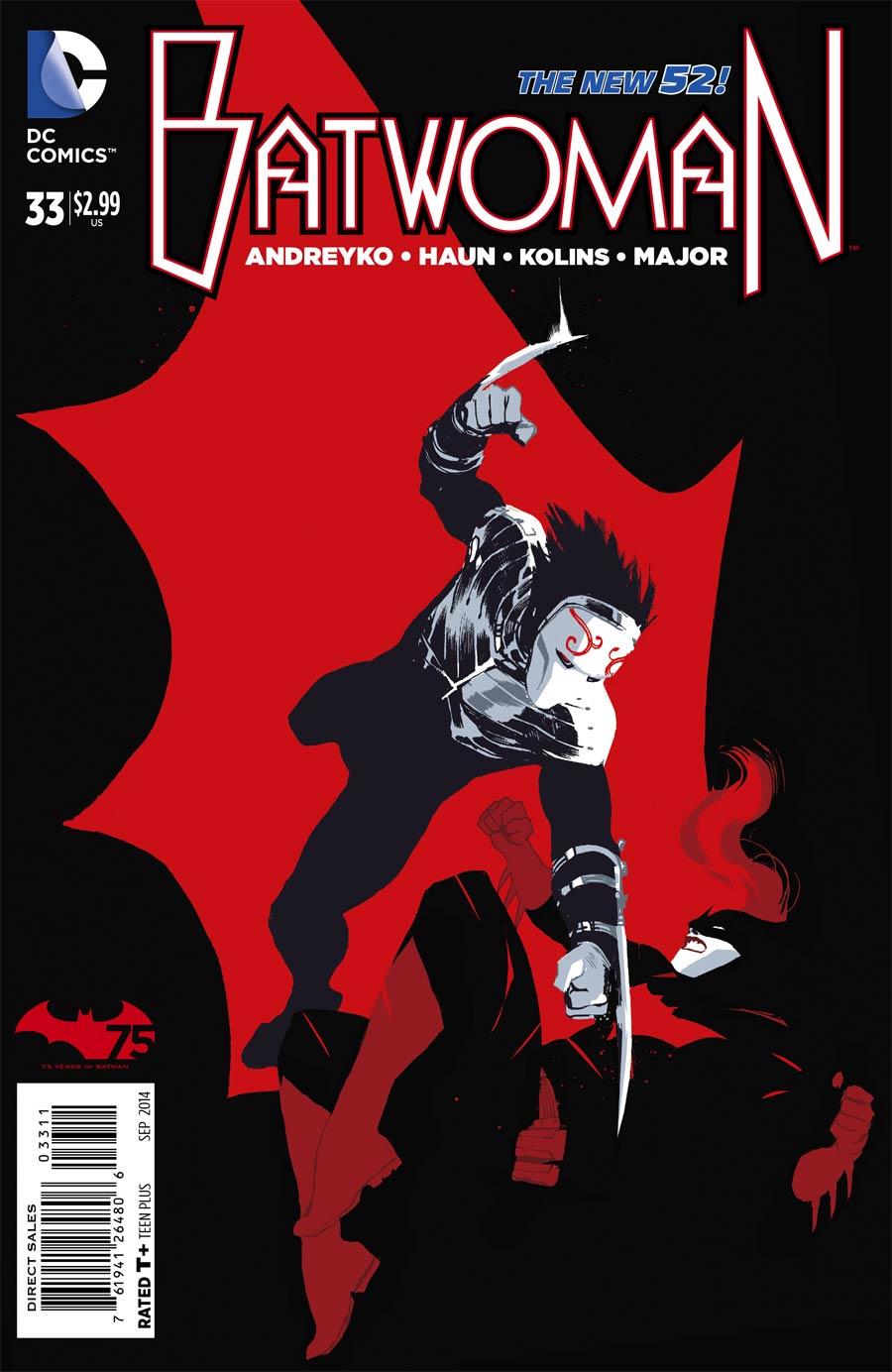 Batwoman #33 Cover A Regular Rafael Albuquerque Cover