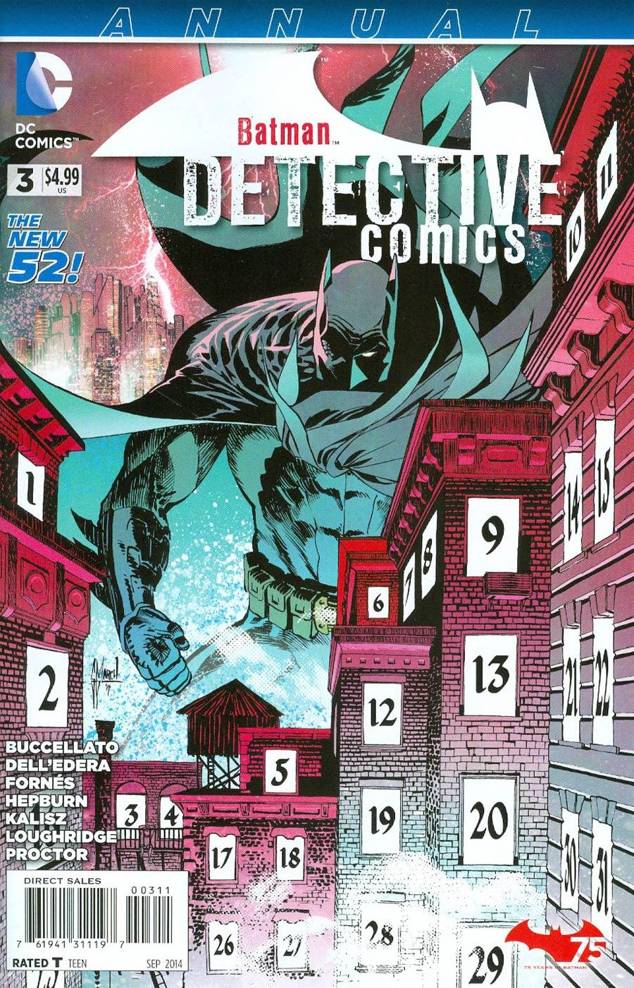 Detective Comics Vol 2 Annual #3 (2014)