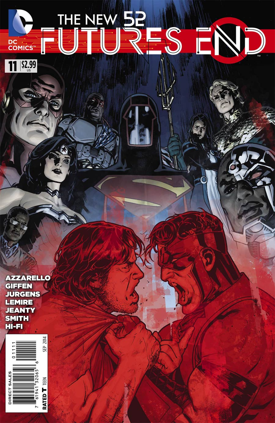 New 52 Futures End #11