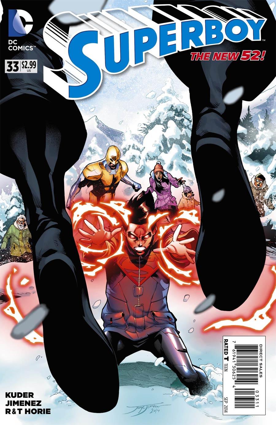 Superboy Vol 5 #33