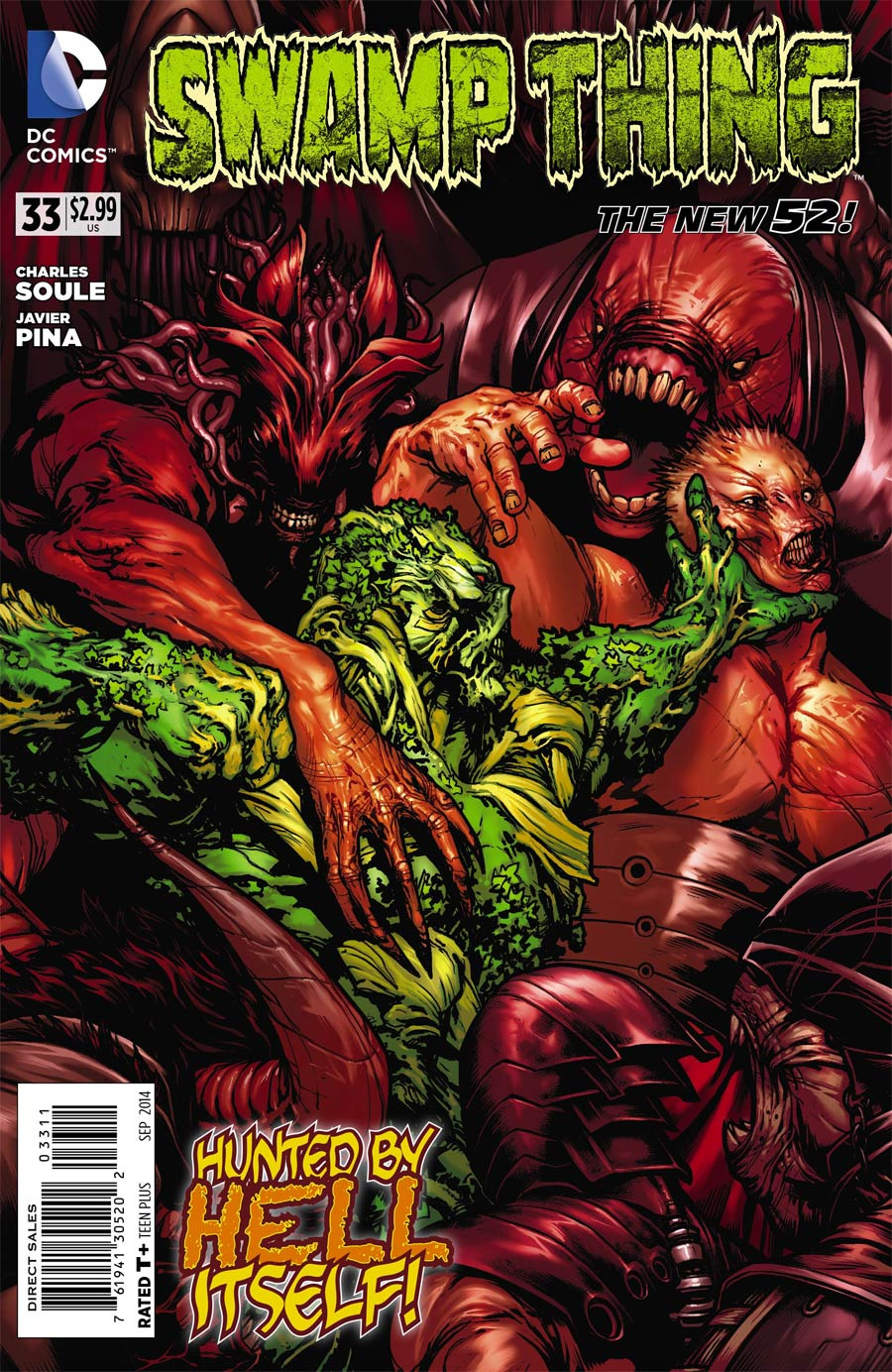 Swamp Thing Vol 5 #33