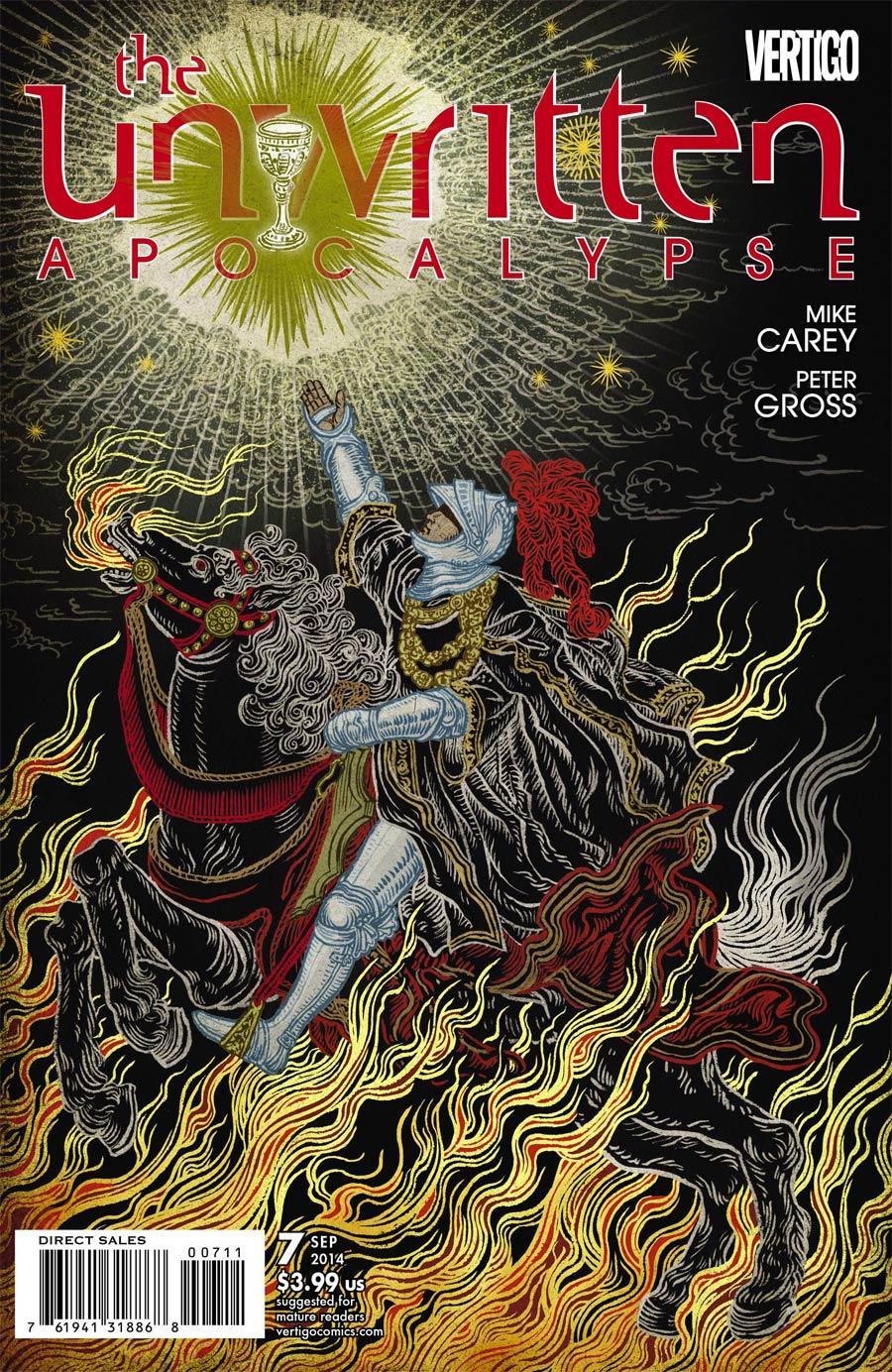 Unwritten Vol 2 Apocalypse #7