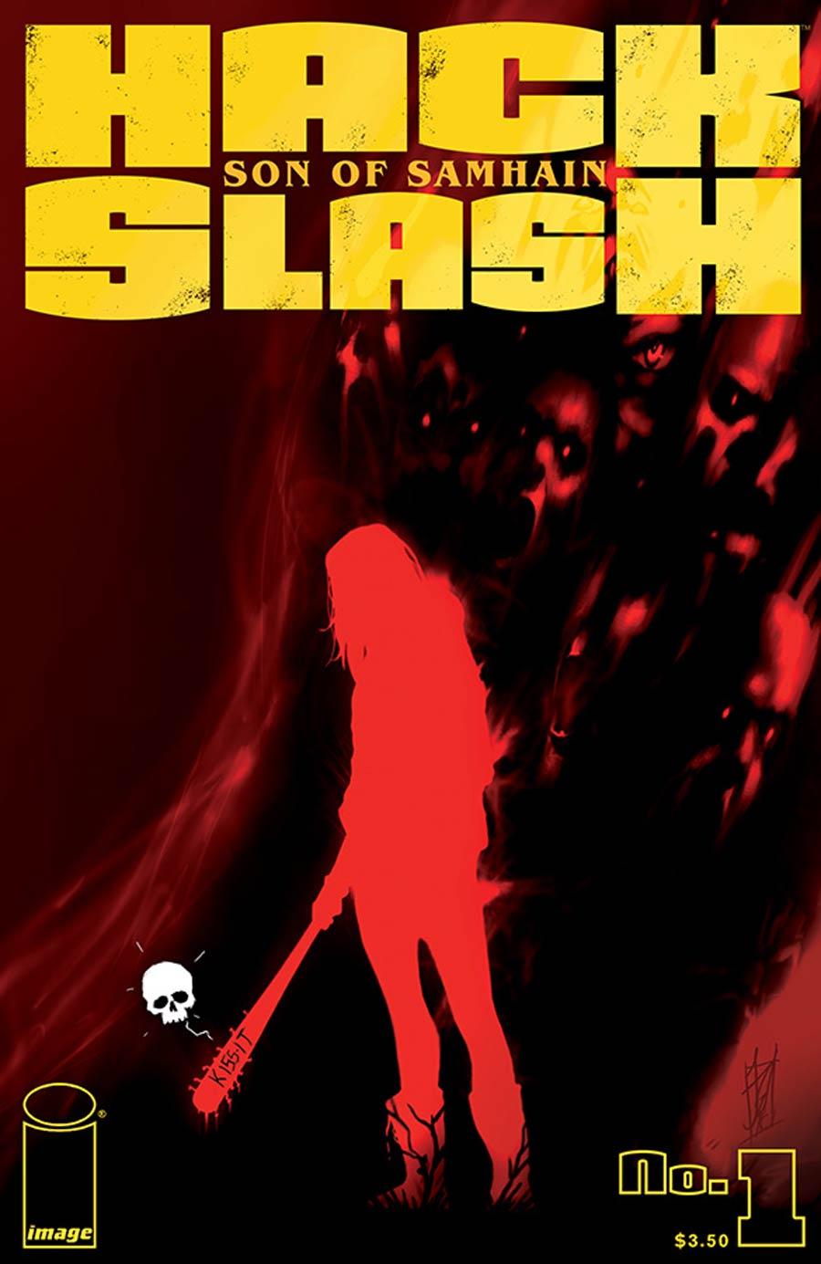 Hack Slash Son Of Samhain #1 Cover A 1st Ptg Regular Stefano Caselli Cover