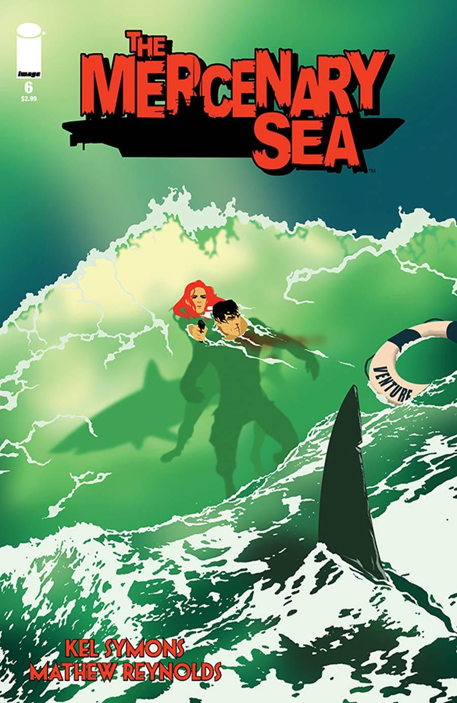 Mercenary Sea #6