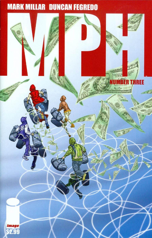 MPH #3 Cover A Duncan Fegredo