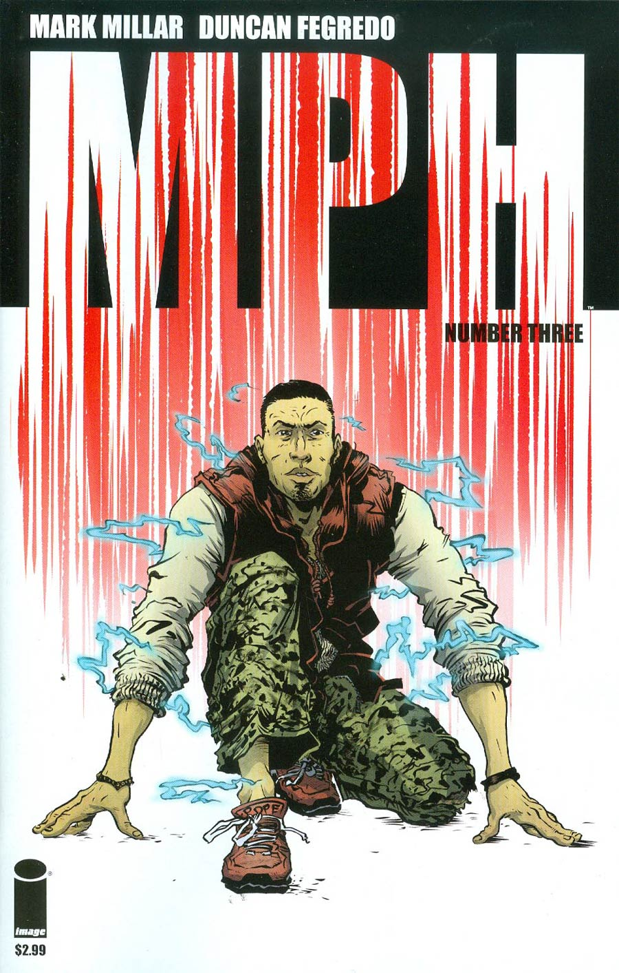 MPH #3 Cover B Paul Pope