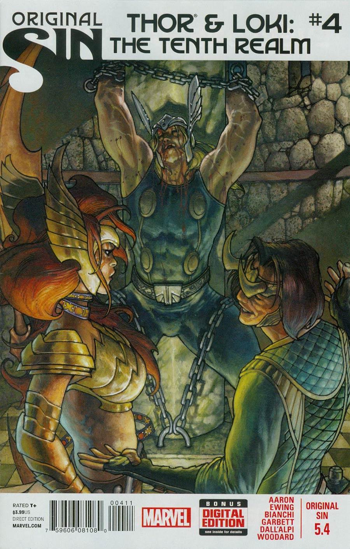 Original Sin #5.4 Thor & Loki Tenth Realm Part 4