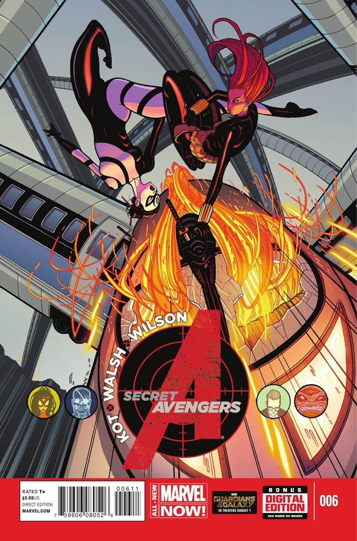 Secret Avengers Vol 3 #6