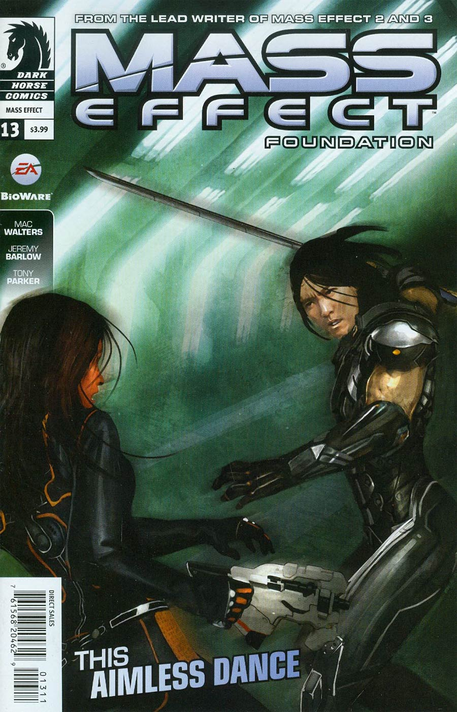 Mass Effect Foundation #13