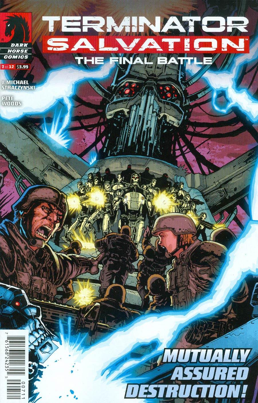 Terminator Salvation Final Battle #7