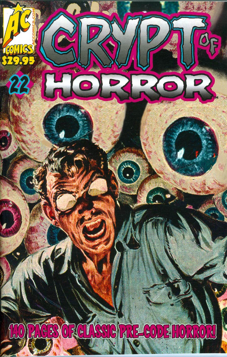 Crypt Of Horror #22