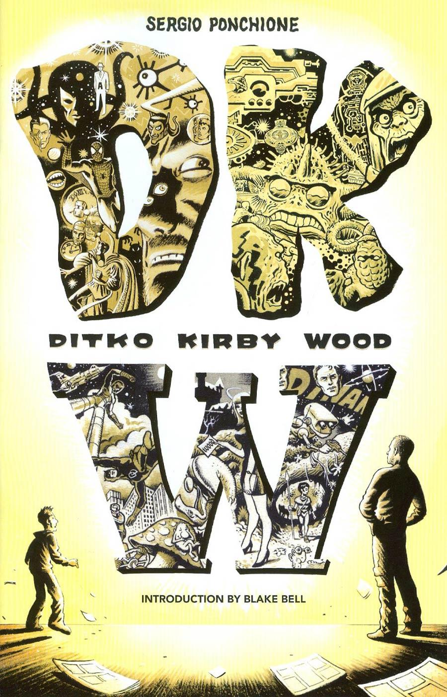 DKW Ditko Kirby Wood One Shot