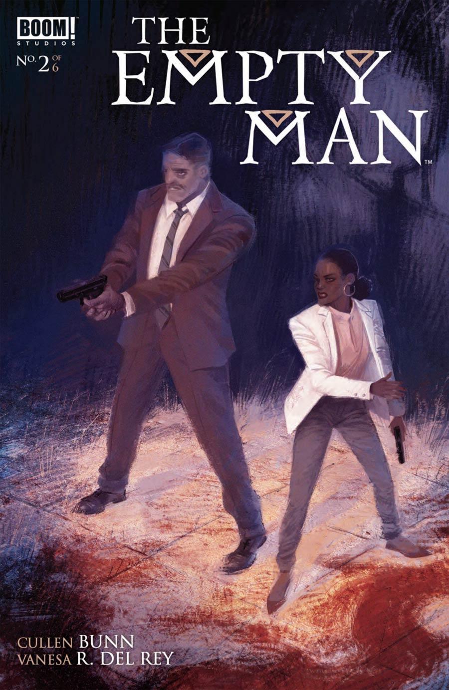 Empty Man #2