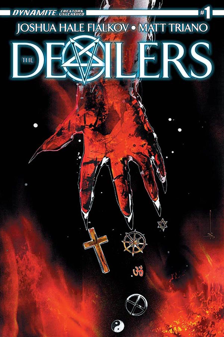 Devilers #1 Cover A Regular Jock Cover