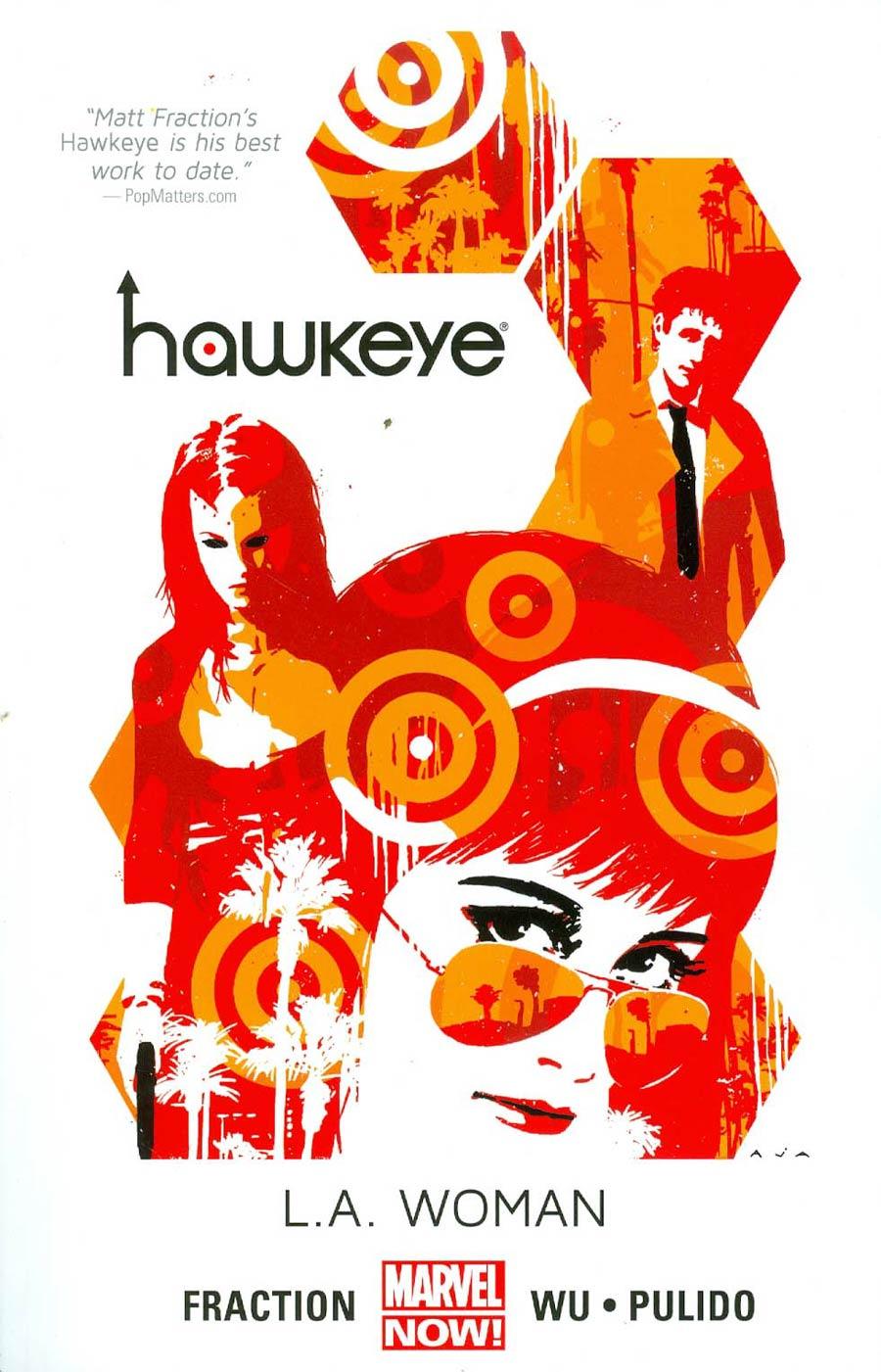 Hawkeye Vol 3 L.A. Woman TP