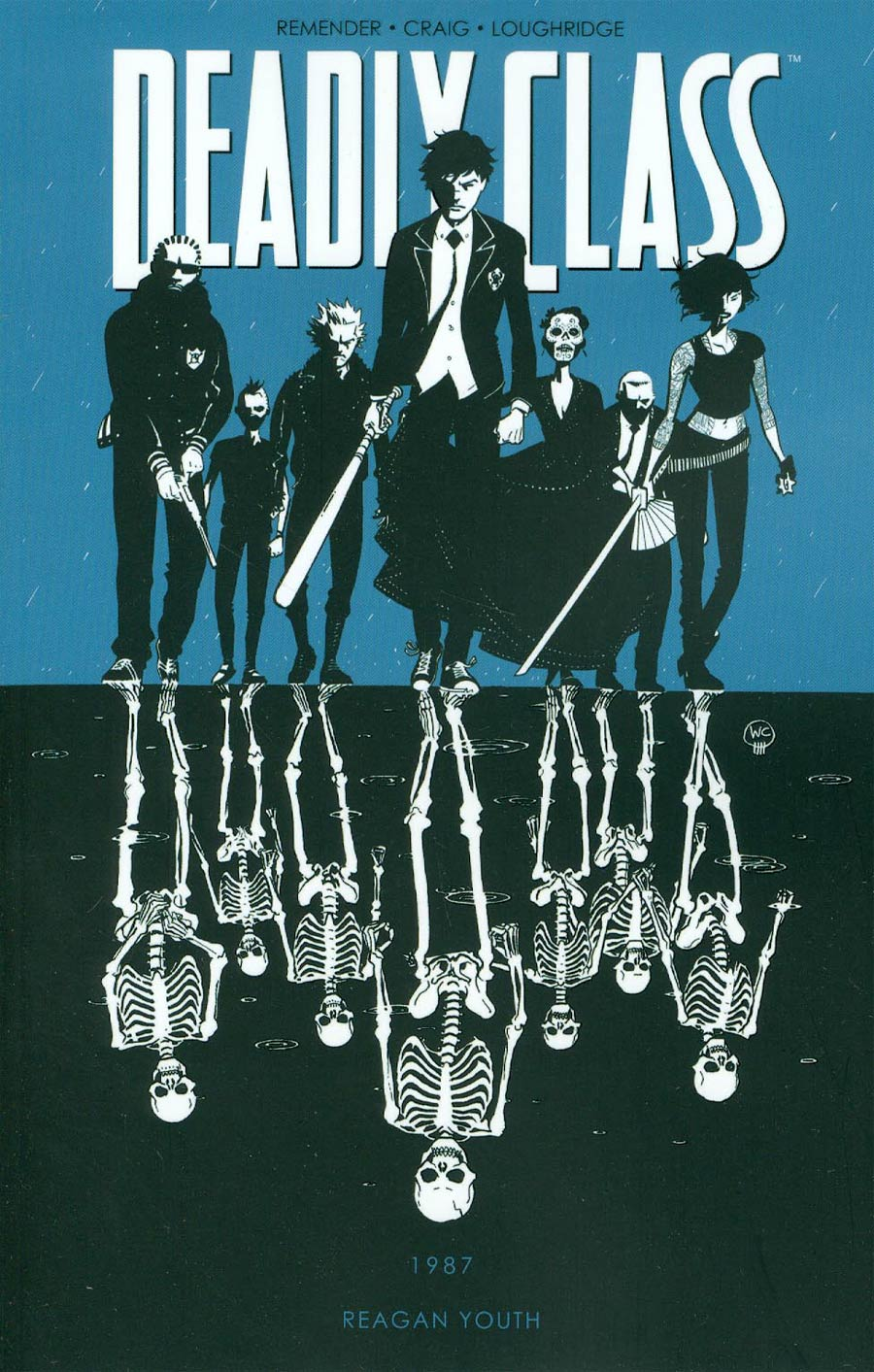 Deadly Class Vol 1 Reagan Youth TP