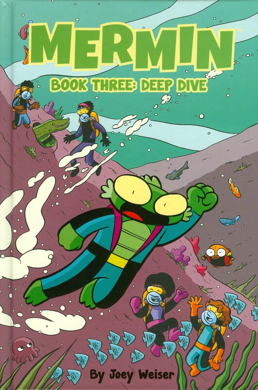 Mermin Vol 3 Deep Dive HC