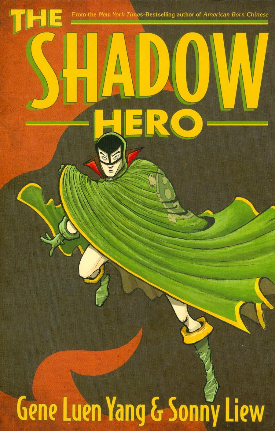 Shadow Hero GN