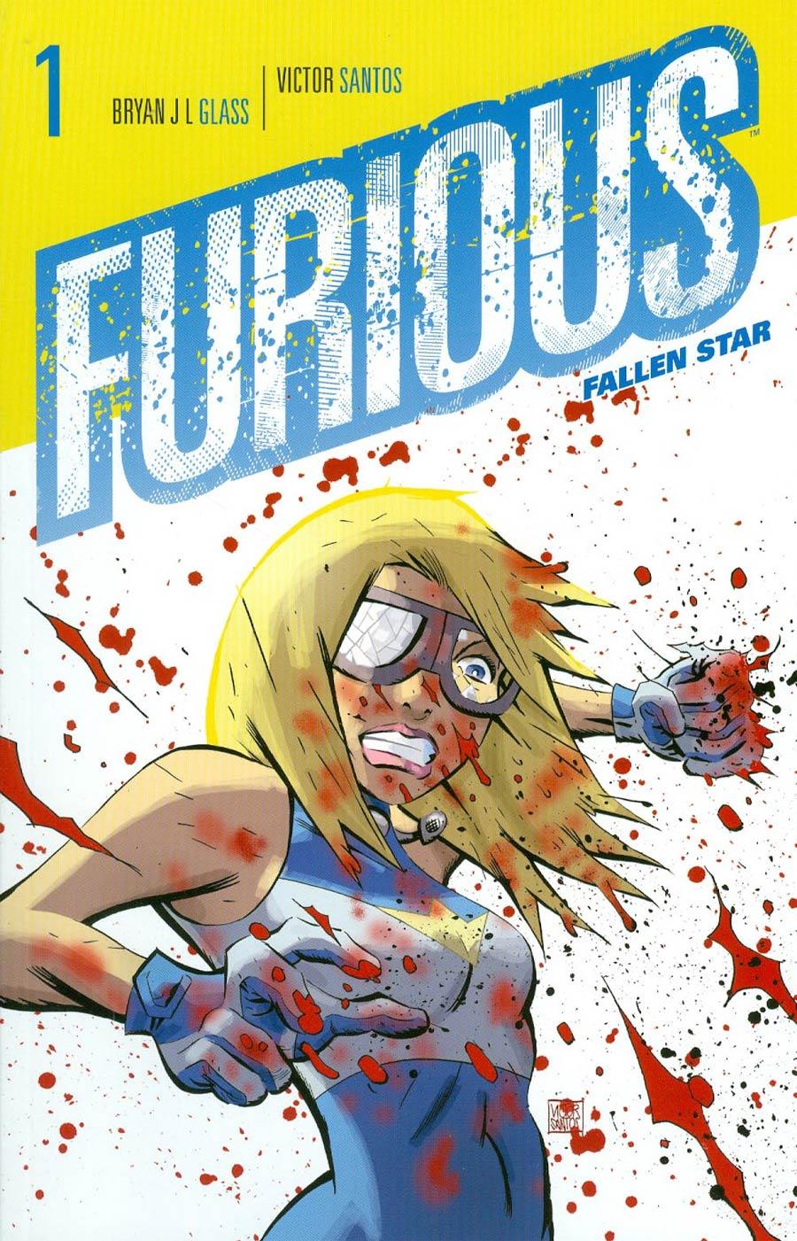Furious Vol 1 Fallen Star TP