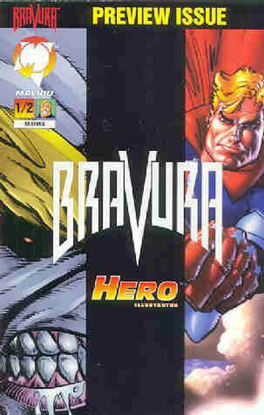 Bravura #1/2 Cover A