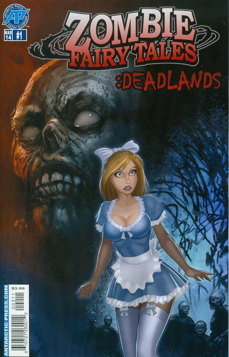 Zombie Fairy Tales Deadlands One Shot