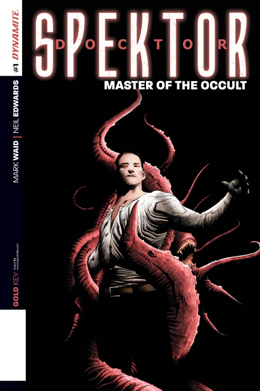 Doctor Spektor Master Of The Occult #1 Cover I Incentive Jae Lee Variant Cover