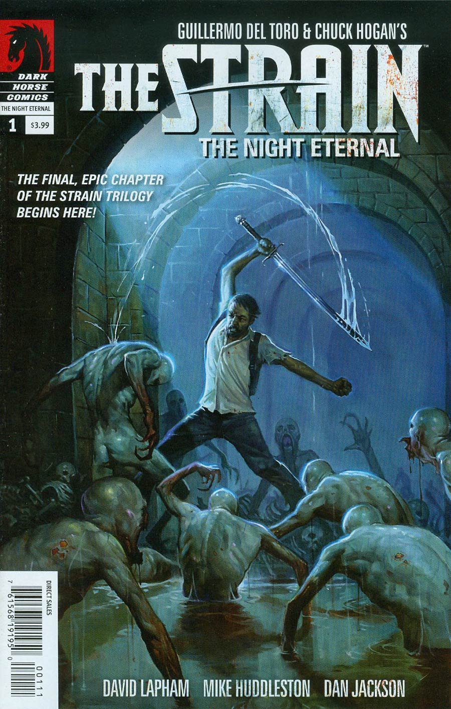 Strain The Night Eternal #1