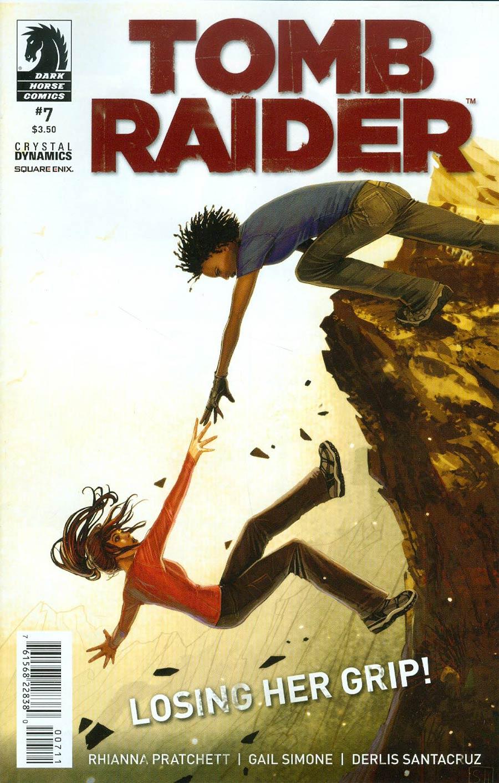Tomb Raider Vol 2 #7