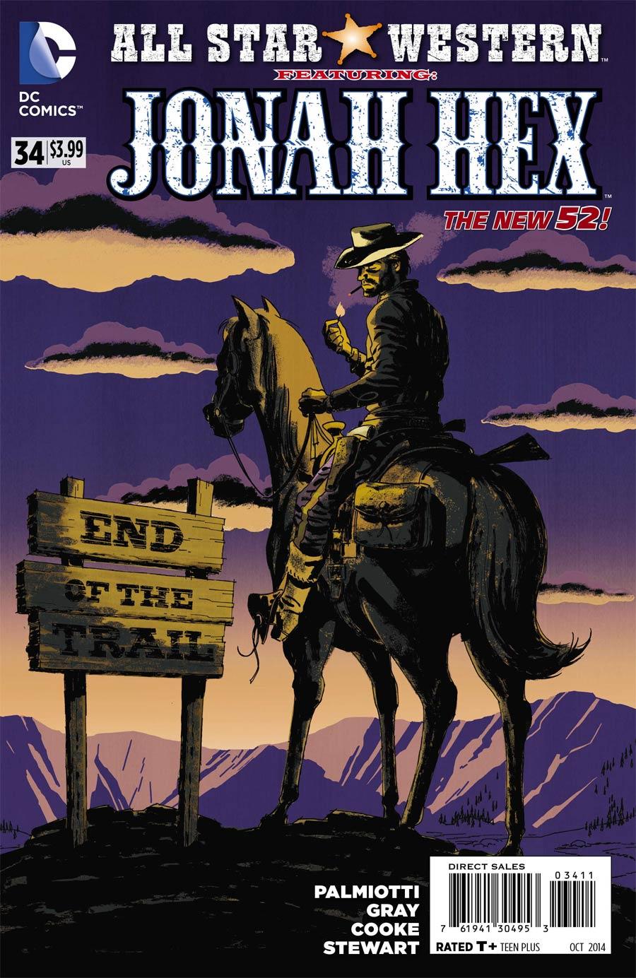 All Star Western Vol 3 #34