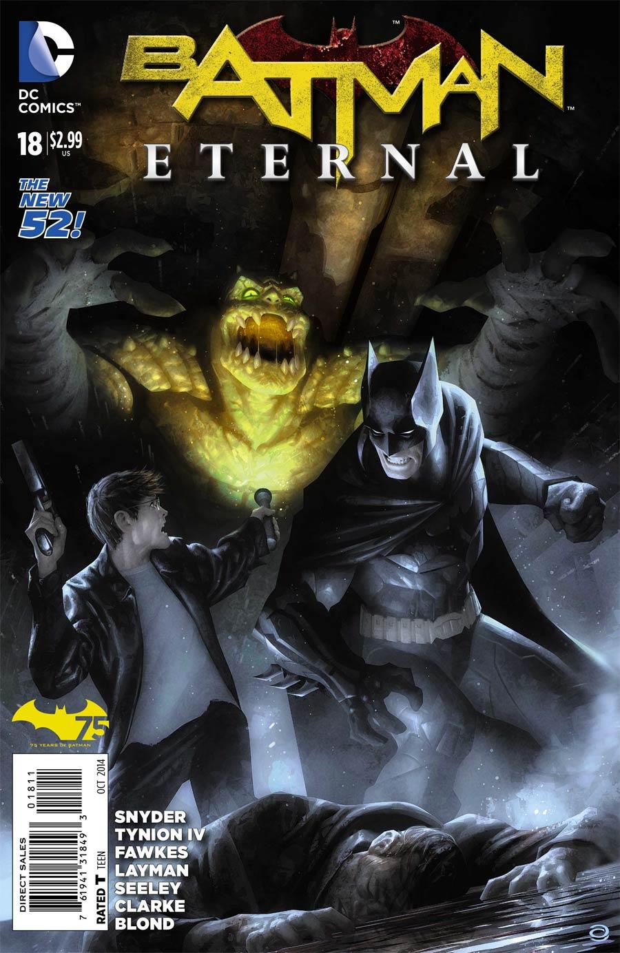 Batman Eternal #18