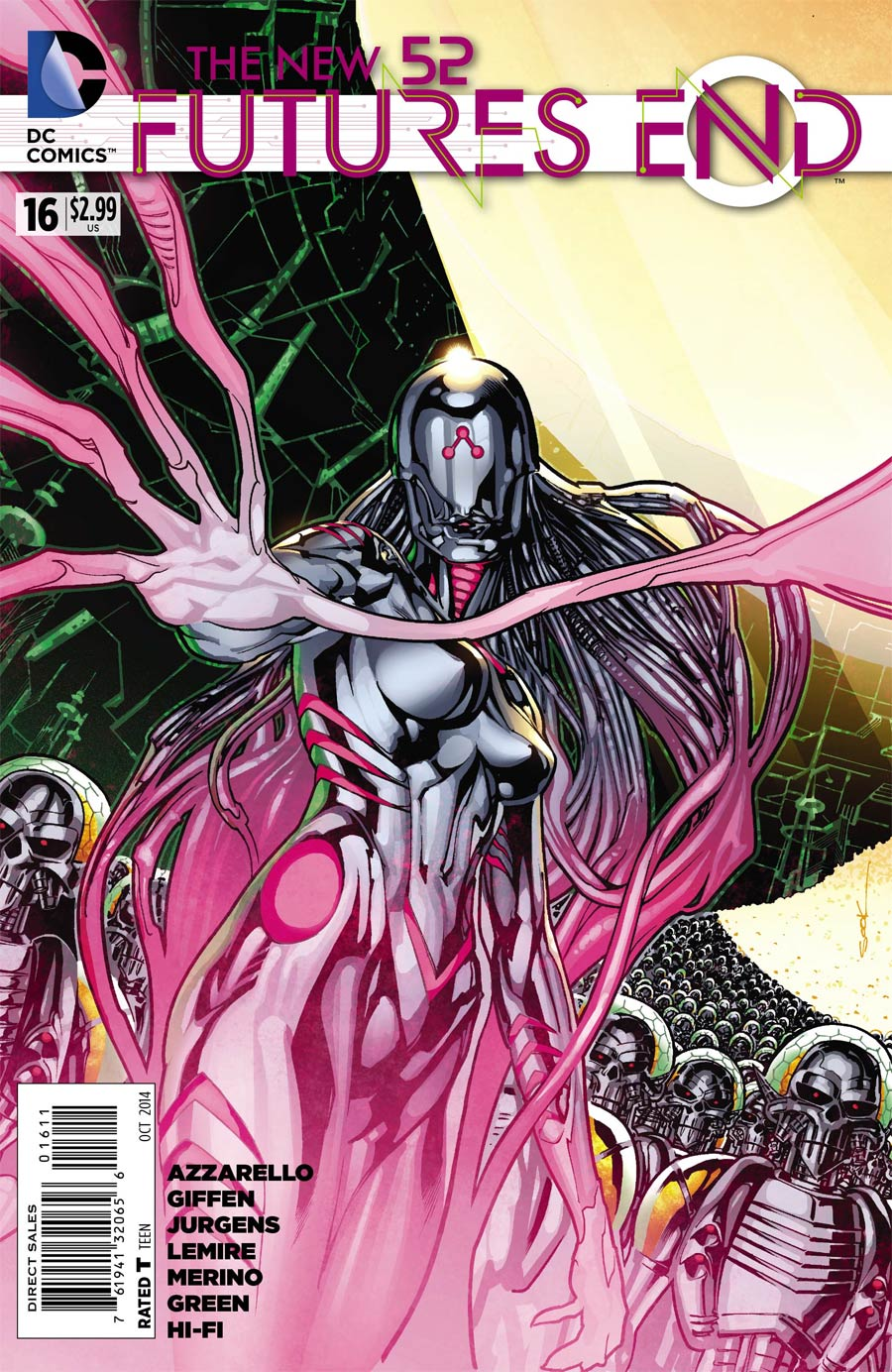 New 52 Futures End #16
