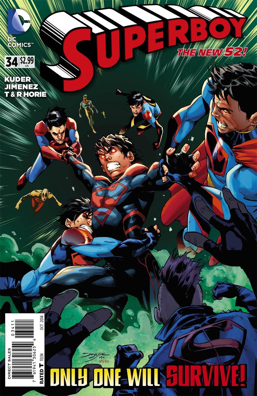Superboy Vol 5 #34