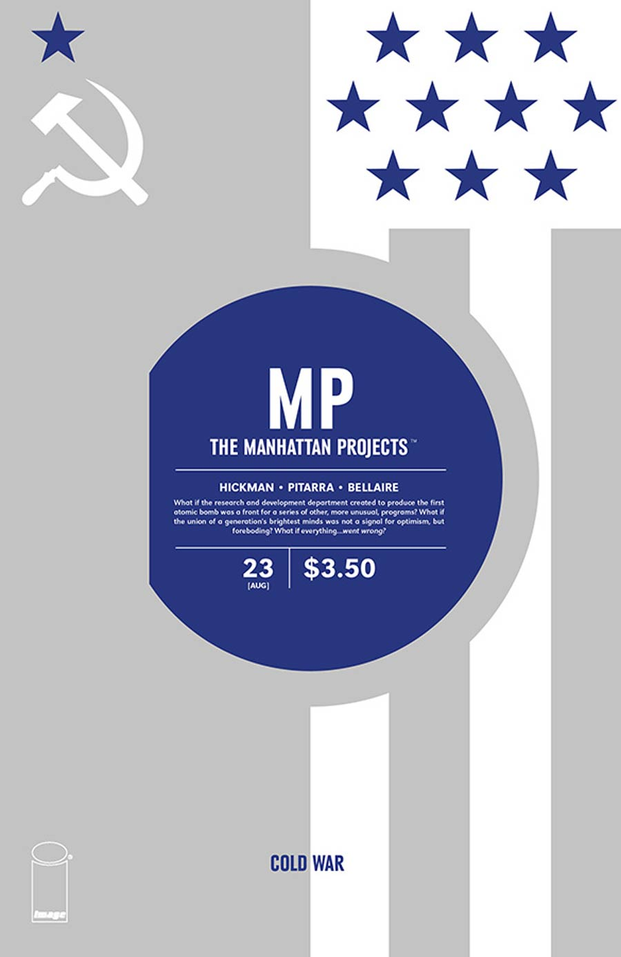 Manhattan Projects #23