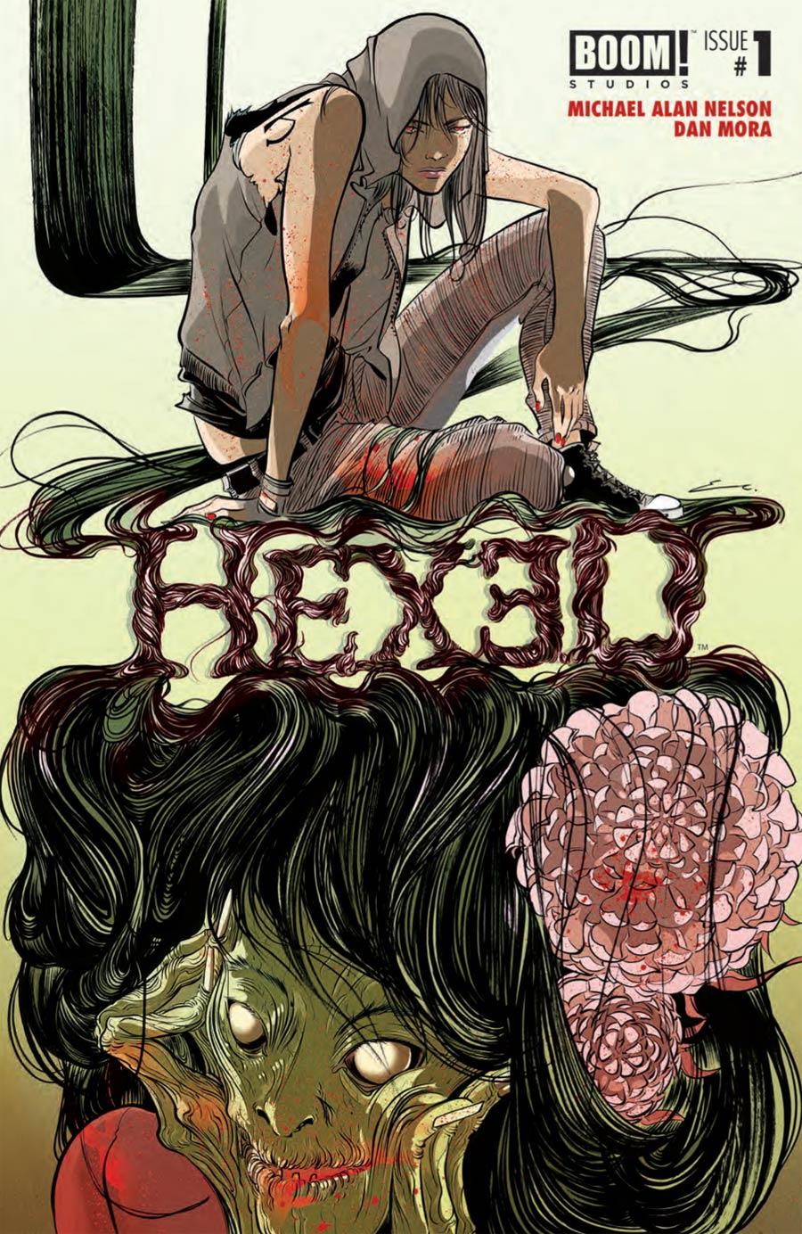 Hexed Vol 2 #1 Cover A 1st Ptg Regular Emma Rios Cover