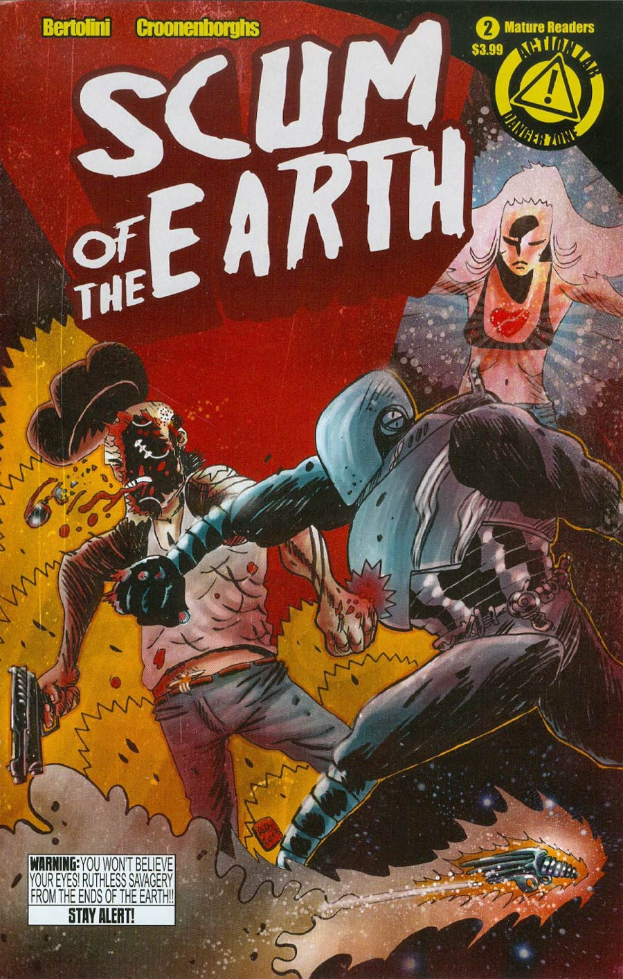 Scum Of The Earth #2