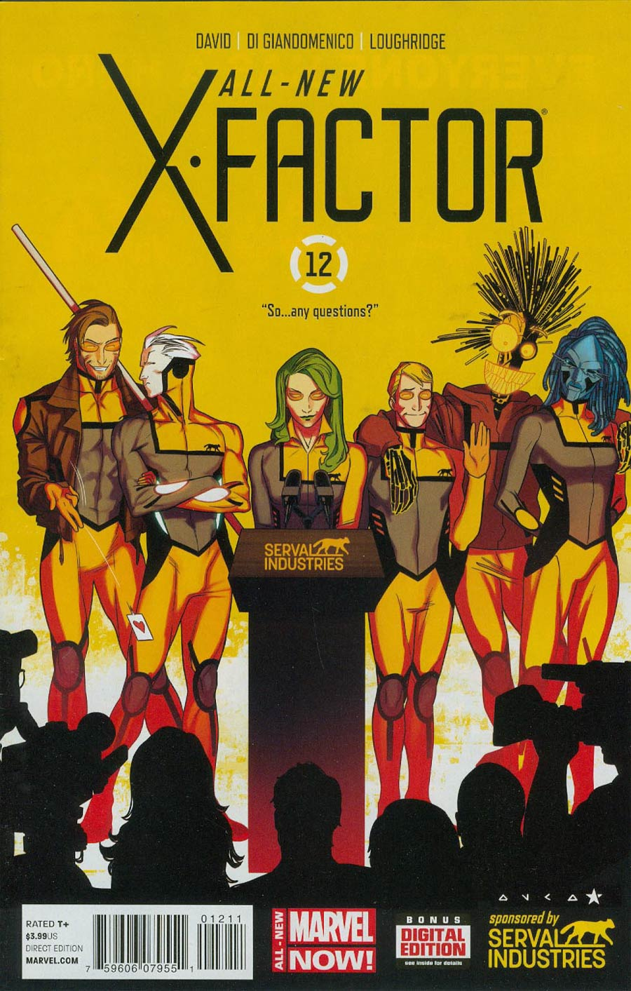 All-New X-Factor #12